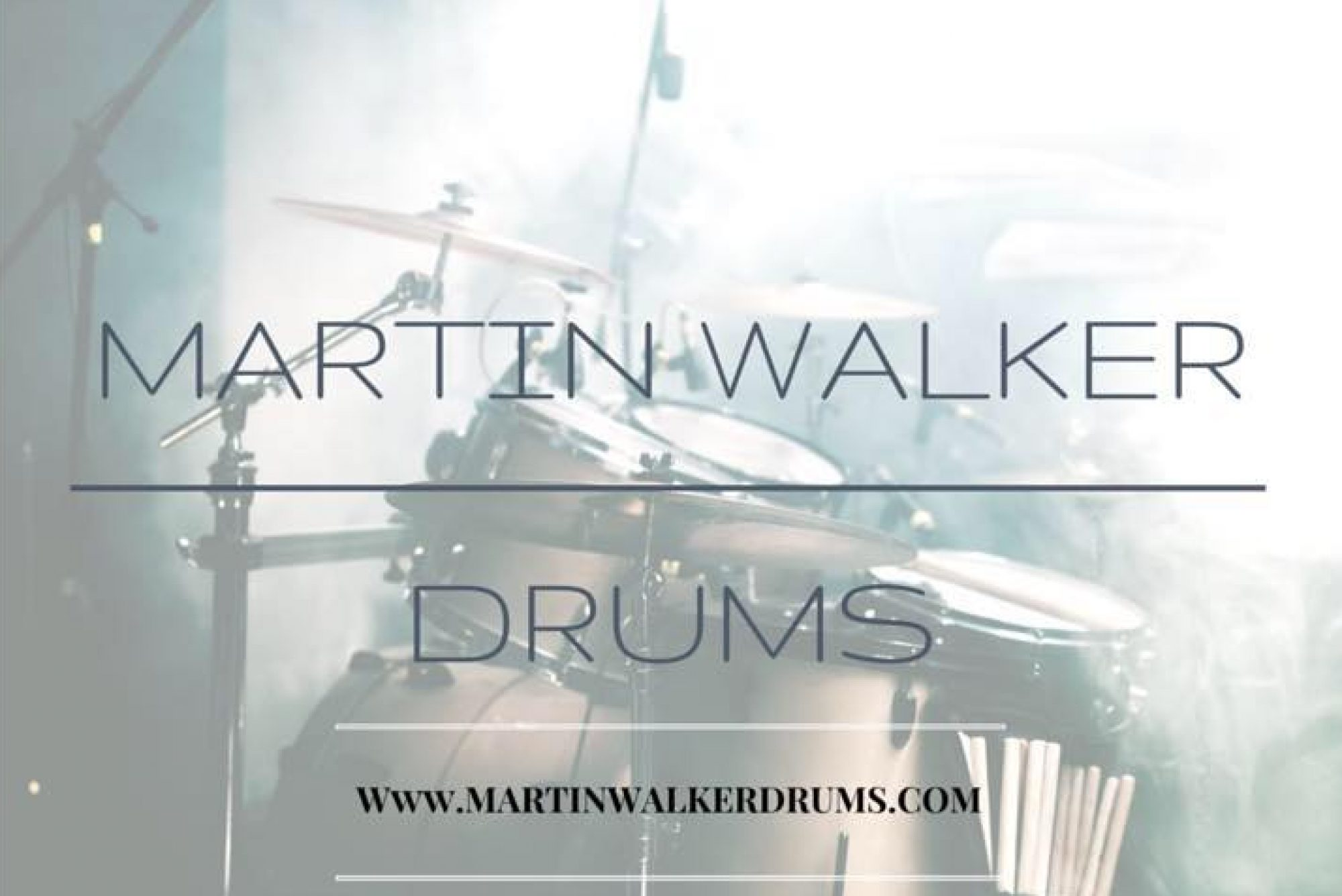 Martin Walker Drums